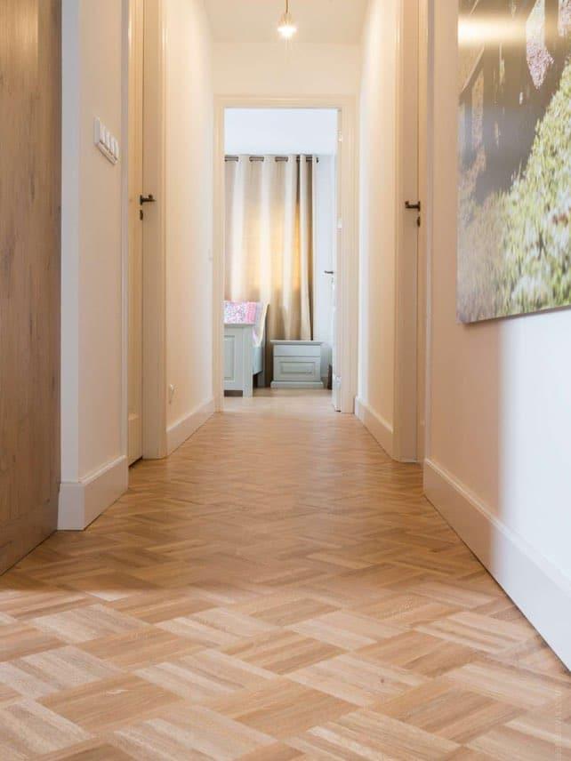 blokpatroon overige patroonvloeren Echtparket eiken vloeren