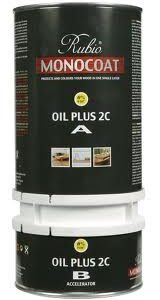 Monocoat Oil Plus 2C 350ml (100ml Accelerator)